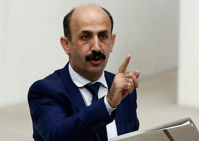 HDP Hakkari Milletvekili Nihat Akdoğan