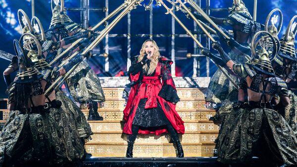 Madonna, cantante estadounidense - Sputnik Türkiye