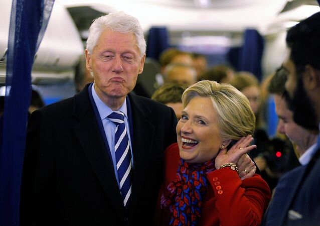 Hillary Clinton - Bill Clinton