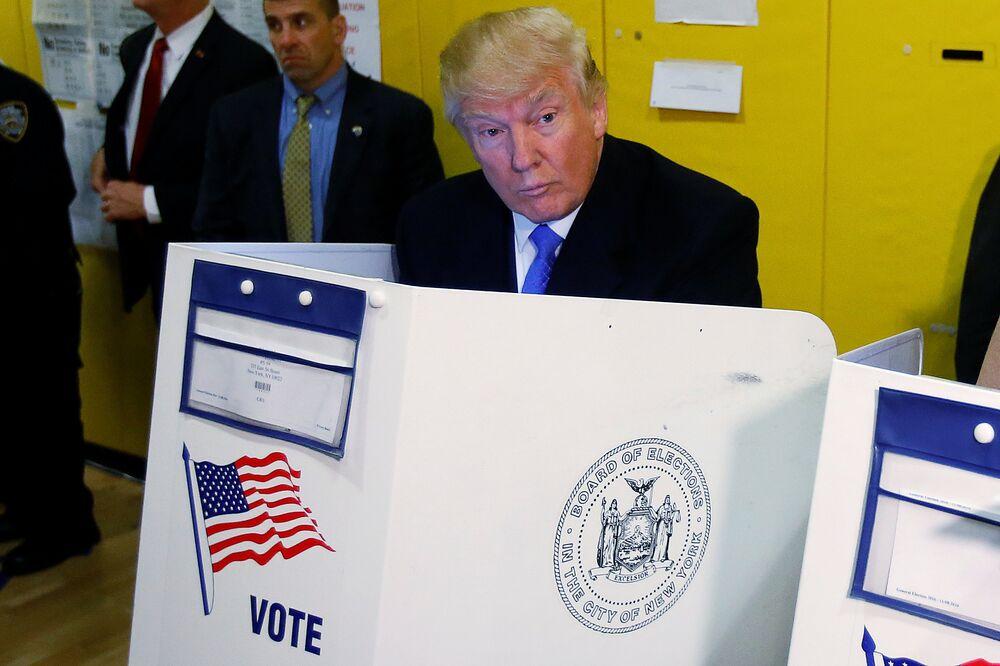 Cumhuriyetçi başkan adayı Donald Trump