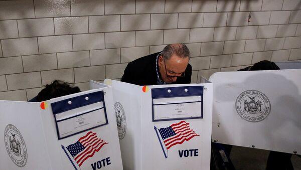 ABD başkanlık seçimleri - Sputnik Türkiye