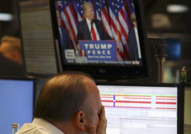 Donald Trump - ekonomi