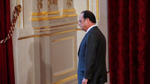François Hollande - Sputnik Türkiye