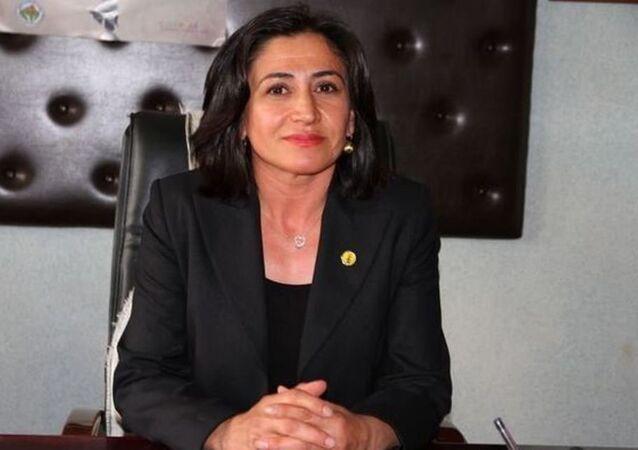Varto Belediyesi Eş Başkanı Sabite Ekinci tutuklandı