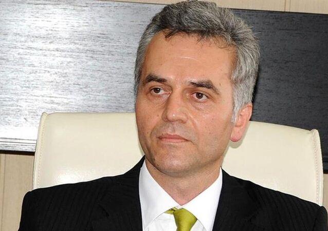 Prof. Dr. Halil İbrahim Bahar