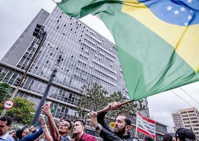 Brezilya - protesto