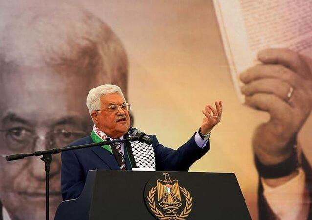 Mahmud Abbas