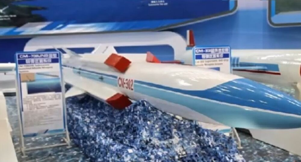 China Aerospace Science and Industry Corp.'un ürettiği CM-302 anti-gemi füzeleri