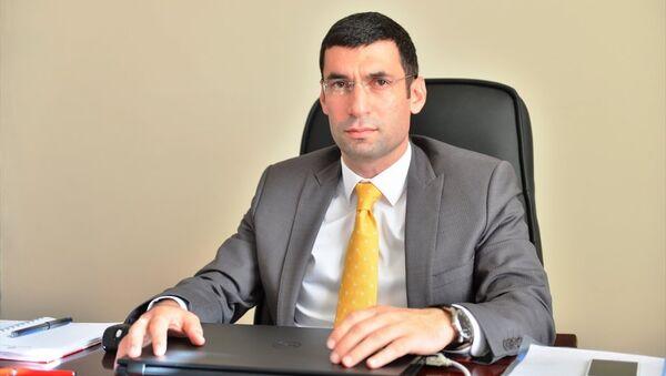 Mardin'in Derik Belediye Başkanlığı'na görevlendirilen Kaymakam Muhammet Fatih Safitürk - Sputnik Türkiye