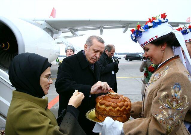 Recep Tayyip Erdoğan - Emine Erdoğan / Belarus