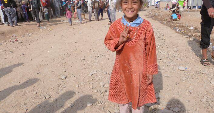 6 yaşındaki Medine Zuher