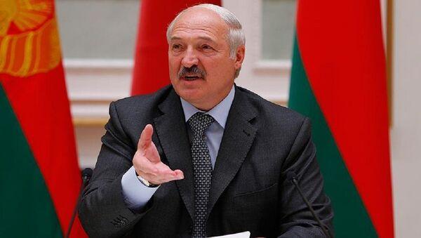 Belarus Cumhurbaşkanı Aleksandr Lukaşenko - Sputnik Türkiye