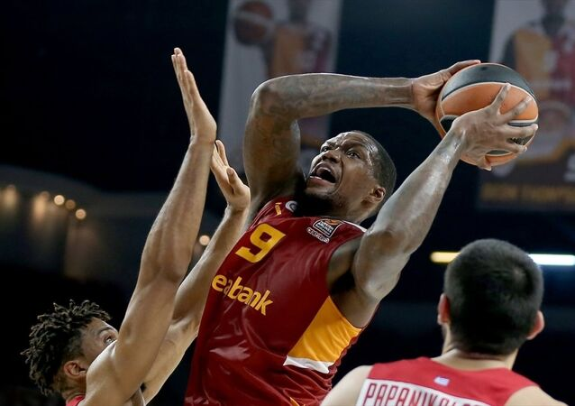 Galatasaray Odeabank - Olympiakos