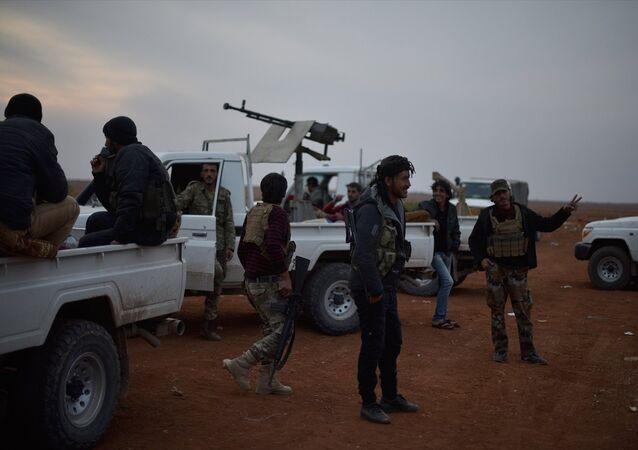 Özgür Suriye ordusu El Bab'a girmek üzere