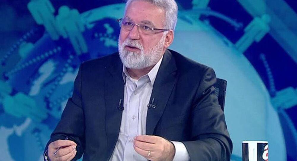 AK Parti İzmir Milletvekili Hüseyin Kocabıyık