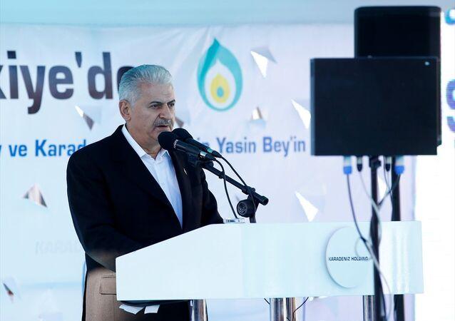 Başbakan Binali Yıldırım, Tuzla'da enerji üretebilen gemilerin uğurlandığı törende konuşma yaptı