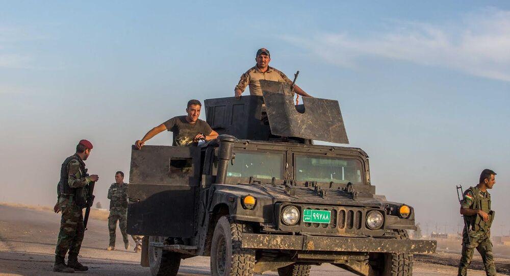 Güneyden ilerlemeye devam eden ordu, Musul operasyonunun başlamasından bu yana 94 köyü alırken, 1846 kilometrekarelik bir alanı da IŞİD'den temizlemiş oldu.