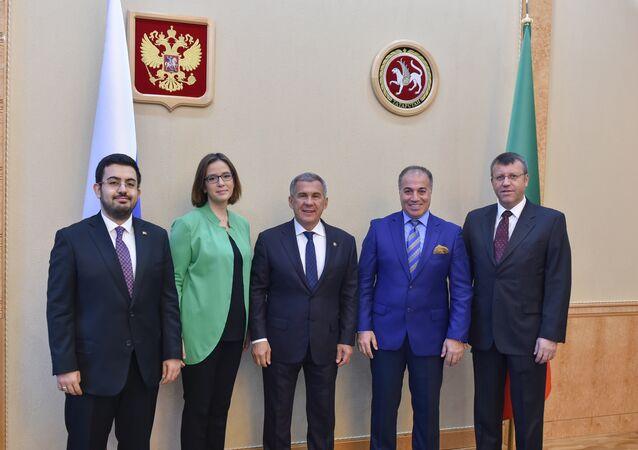 Tatristan Cumhurbaşkanı Rüstem Minnihanov