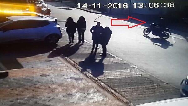 Maltepe'deki kargolu saldırının faili güvenlik kamerasına yakalandı. - Sputnik Türkiye