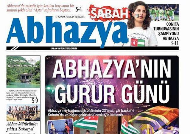 Sabah Abhazya