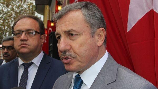 Selçuk Özdağ - Sputnik Türkiye