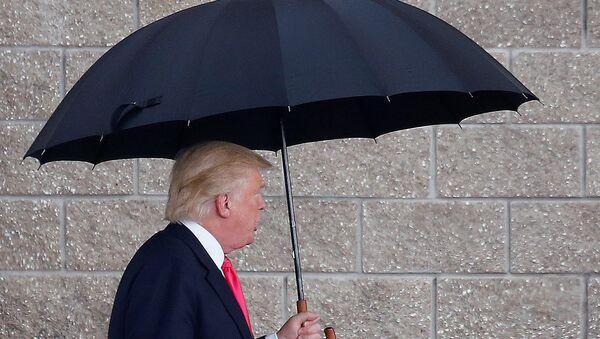 ABD'nin seçilmiş başkanı Donald Trump - Sputnik Türkiye