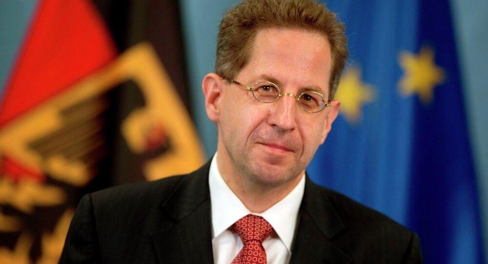Alman Anayasayı Koruma Teşkilatı Başkanı Hans-Georg Maassen