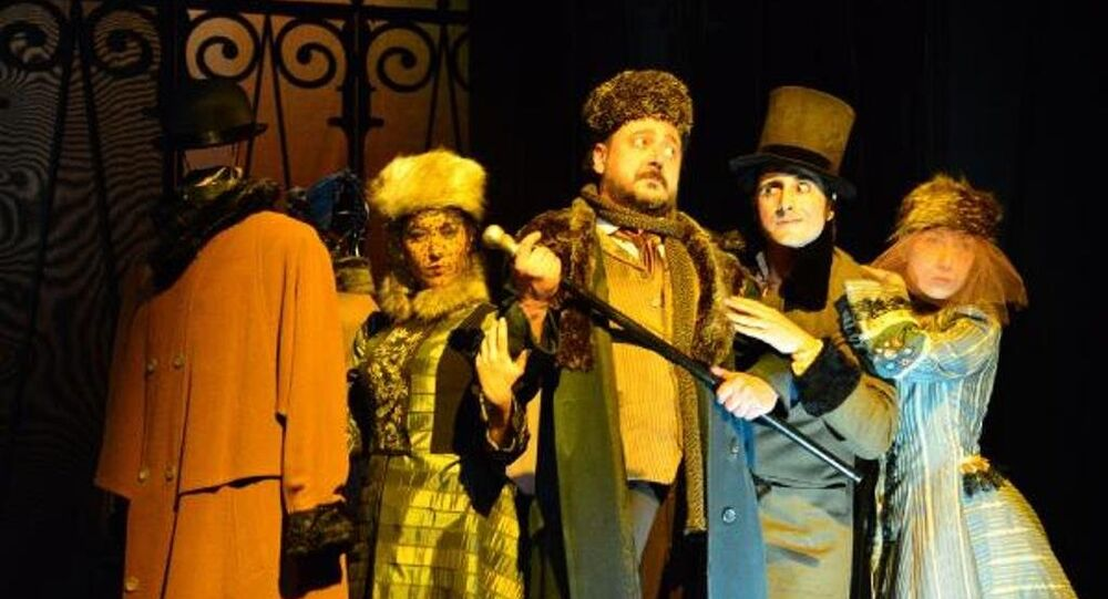 Yeraltından Notlar - Ankara Devlet Tiyatrosu