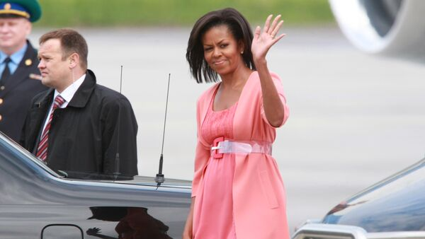 Michelle Obama - Sputnik Türkiye