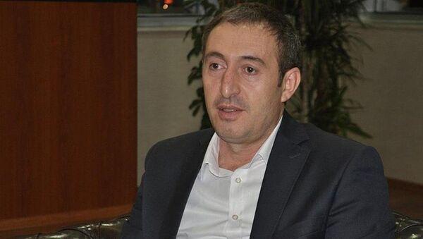 Siirt Belediye Başkanı Tuncer Bakırhan - Sputnik Türkiye