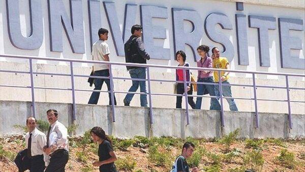 Üniversite - Sputnik Türkiye