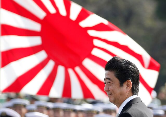 Japonya Başbakanı Şinzo Abe