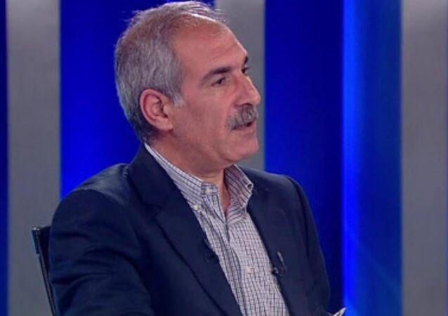 Eski AK Parti milletvekili adayı Vahdettin İnce
