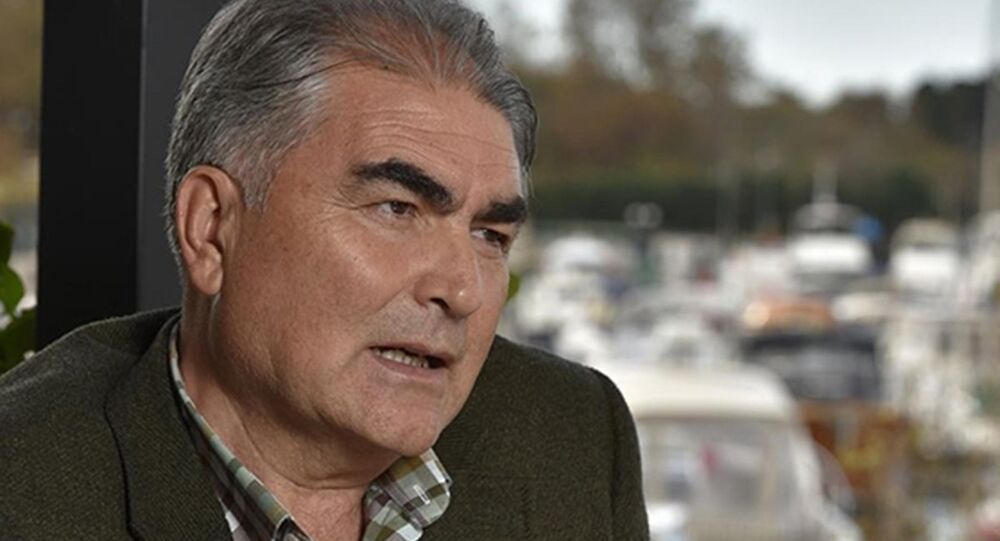 Emekli Korgeneral Mehmet Şanver