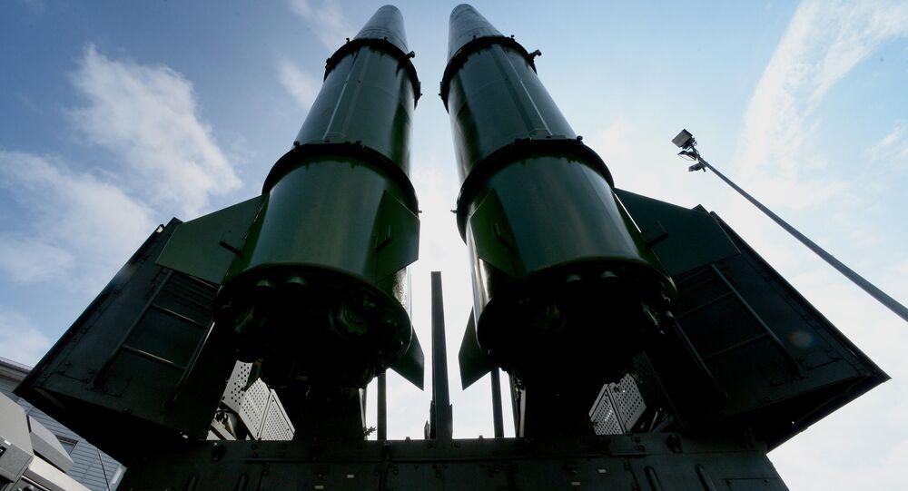 İskender-M füze sistemi