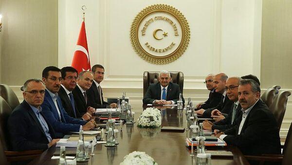 Ekonomi Koordinasyon Kurulu (EKK) - Sputnik Türkiye