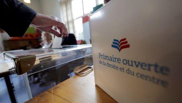 Fransa seçim - Sputnik Türkiye