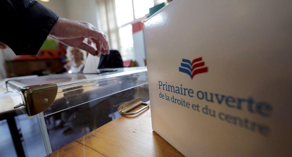 Fransa seçim