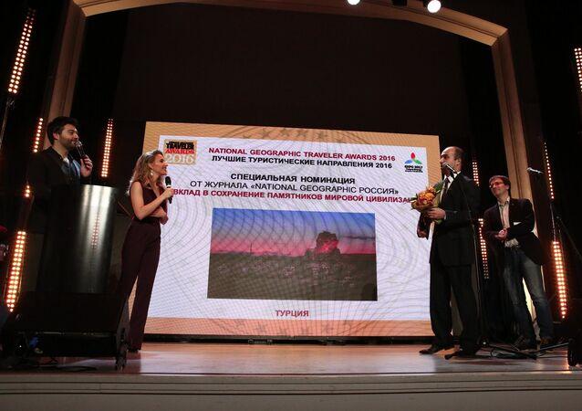 """""""National Geographic Rusya"""" dergisinden Türkiye'ye ödül"""