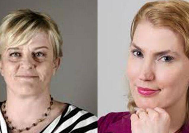 Pirkko Mattila- Katja Hänninen