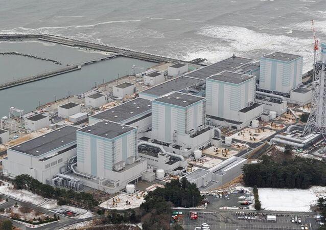 Japonya - Fukuşima - deprem