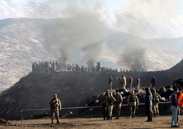 Siirt'in Şirvan ilçesindeki maden faciası