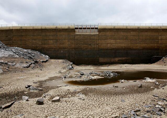 Bolivya'da kuraklık