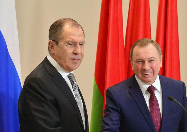 Sergey Lavrov - Vladimir Makey