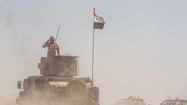 Irak ordusu, Musul operasyonuna son sürat devam ediyor - Sputnik Türkiye