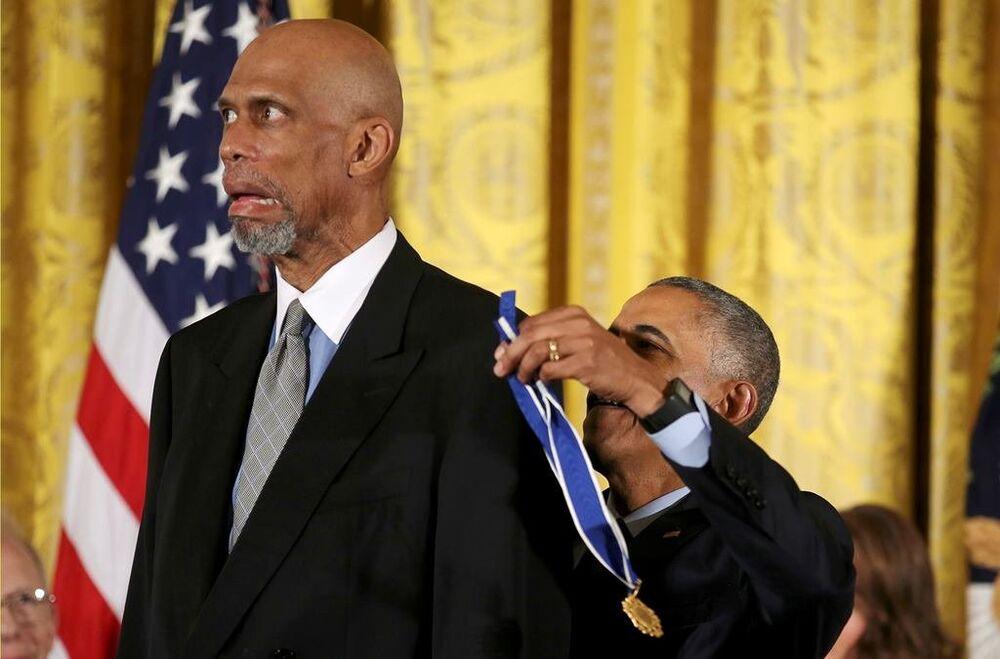 Barack Obama - Kerim Abdülcabbar