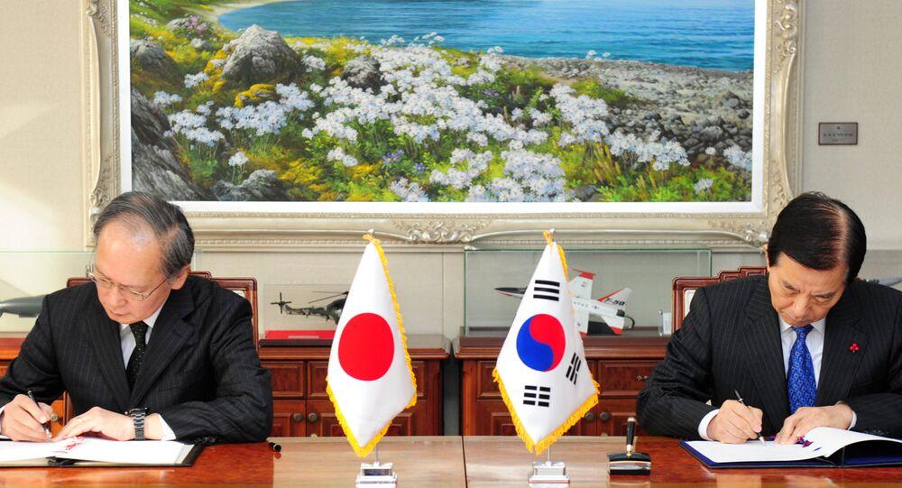Güney Kore ile Japonya arasında askeri istihbarat paylaşımı anlaşması imzalandı.