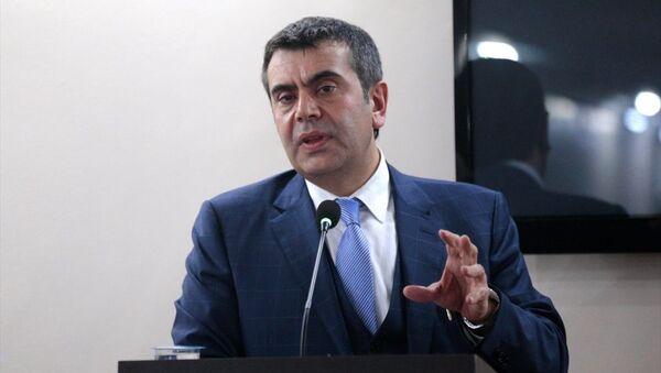 Milli Eğitim Bakanlığı (MEB) Müsteşarı Yusuf Tekin - Sputnik Türkiye