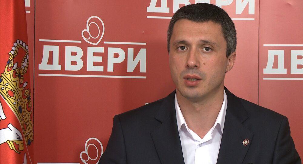 Bosko Obradovic-Dveri