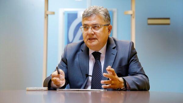 Türkiye'nin Moskova Büyükelçisi Hüseyin Diriöz - Sputnik Türkiye